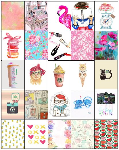 XOXO Shayla Jo: Erin Condren Box Sticker Freebies