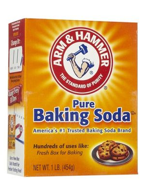 The most versatile beauty product is already in your cabinet: Baking soda  I wasted money on MAC facial exfoliant, when all I had to do was sprinkle a little Baking Soda in my hand with some of my favorite facial cleanser, lather and gently scrub.... oooh la la... fresh skin!