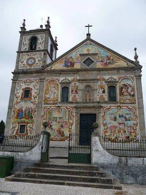 Custodia Compartida: viajes y experiencias: Iglesia Matriz o Nossa Senhora do Amparo (Válega)