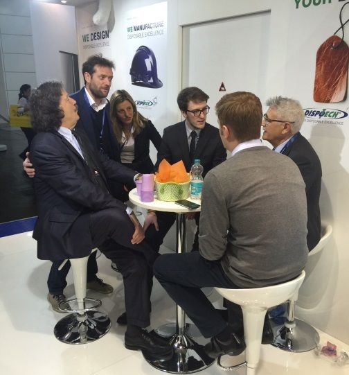 #IDS2015 #dispotech