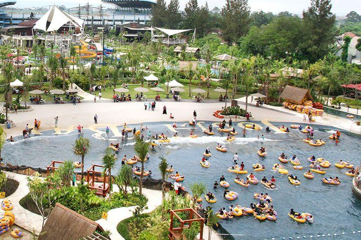 Nikmati Serunya Perkampungan Tua Bajak Laut Di Jogja Bay Waterpark - http://yukdolanjogja.com/wp-content/uploads/2016/07/jogjabay-9-1024x683.jpg - http://yukdolanjogja.com/nikmati-serunya-perkampungan-tua-bajak-laut-di-jogja-bay-waterpark/ -  #Jogja, #JogjaBay, #Sleman, #Wahana, #Waterpark, #WisataAir, #Yukdolanjogja
