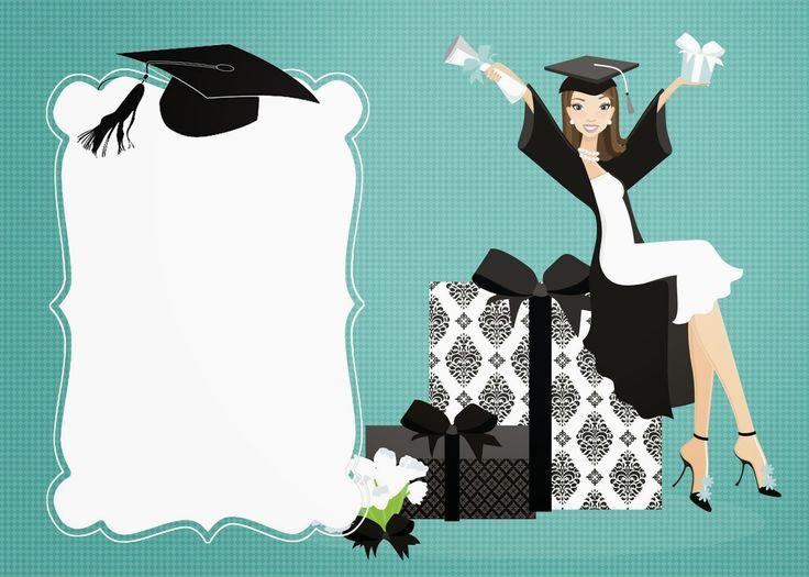 tarjetas de graduacion - Buscar con Google                                                                                                                                                      Más