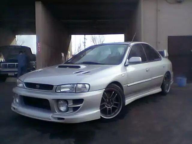Subaru Impreza RSTi (GC8)