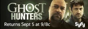 Syfy's Ghosthunters