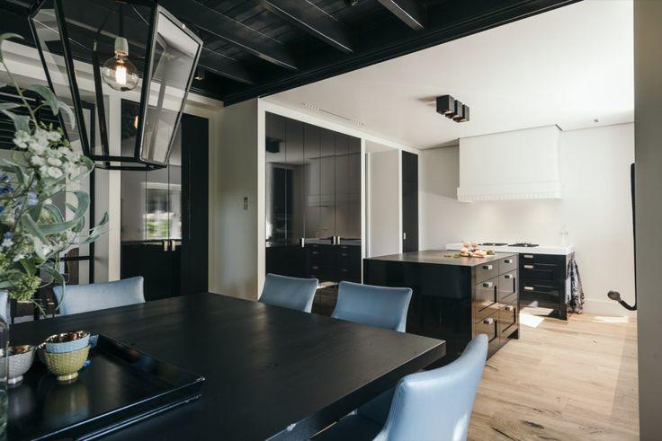 Martin van Essen - Strak landelijke keuken - Hoog ■ Exclusieve woon- en tuin inspiratie.