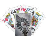 Aermotor Bicycle Playing Cards #Texas
