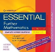 Essential Further Mathematics 4ed Enhanced TIN/CP Complete Worked Solutions Digital