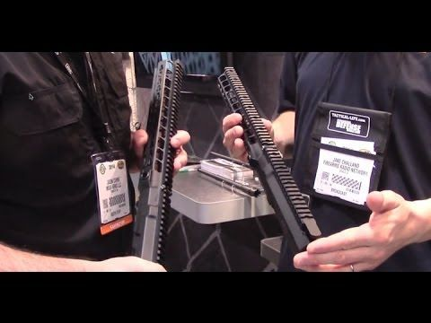 MegaArms NEW Megalithic Upper Receiver AR-15 and .308 - SHOT Show 2014 - http://fotar15.com/megaarms-new-megalithic-upper-receiver-ar-15-and-308-shot-show-2014/