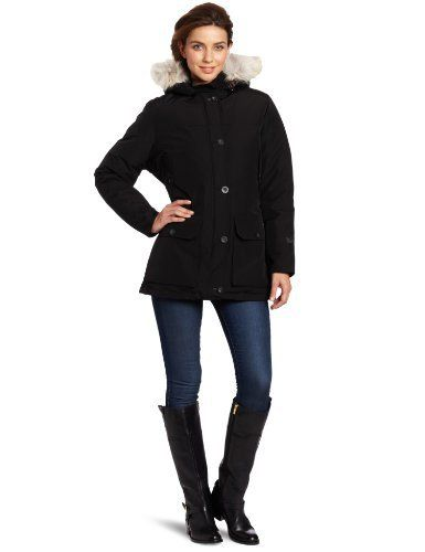 Modeled after our men's arctic parka, introduced in 1972 for workers constructing the Alaskan pipeline (where the average winter low is minus 25 degrees Fahrenheit), our women's arctic parka is every bit as durable – with a more flattering fit. Many have braved the most extreme...  More details at https://jackets-lovers.bestselleroutlets.com/ladies-coats-jackets-vests/down-parkas/down-down-alternative-down-parkas/product-review-for-woolrich-womens-arctic-par