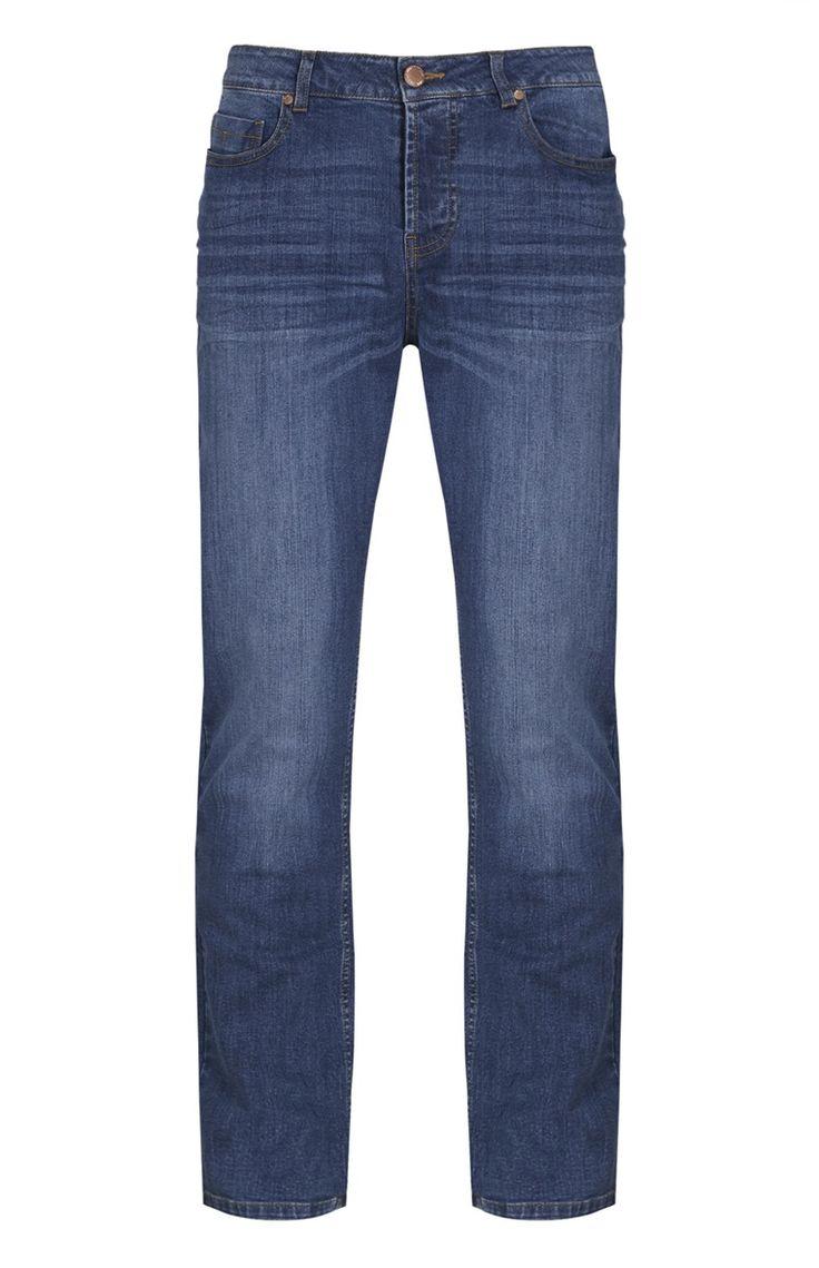 Primark - Jean bleu moyen stretch