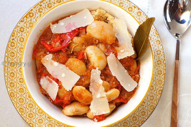 Kitchen Stori.es: Φασόλια Γίγαντες στο Slow Cooker