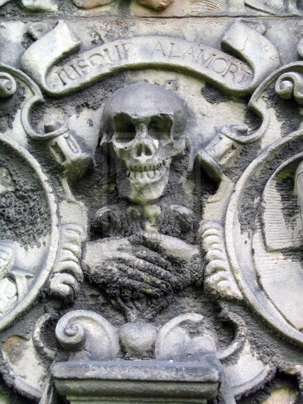 angel of gothic tombstone-#19