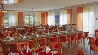 Gaumenfreuden im Restaurant des H+ Hotel Frankfurt Airport West