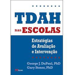 Livro - TDAH Nas Escolas