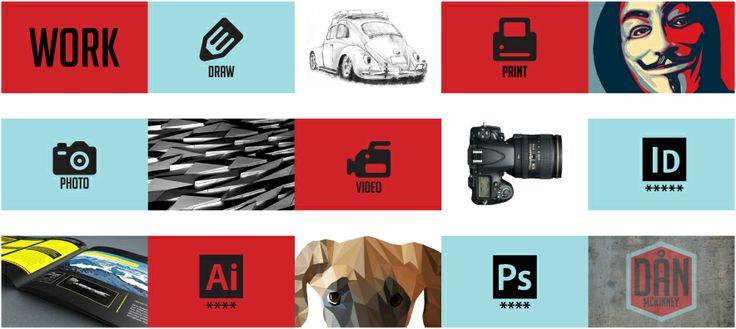 VIC305 - Narrative & Motion - Pocket Propaganda - Concertina design (work).