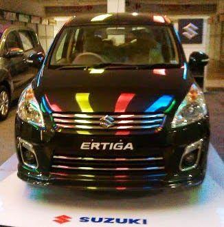 Suzuki Ertiga GX Elegant Plus
