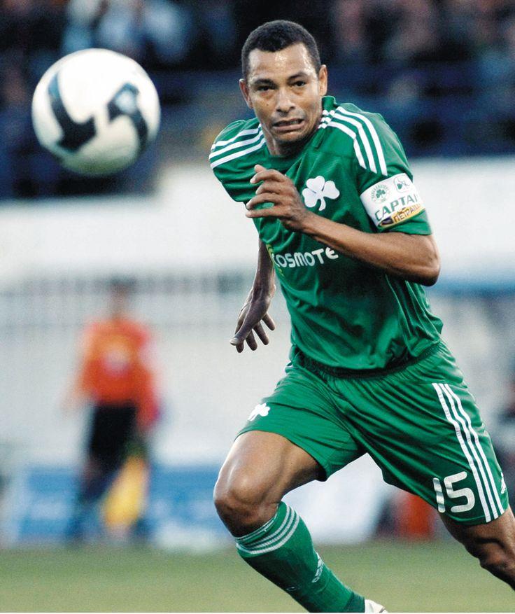 Gilberto Silva Panathinaikos  5