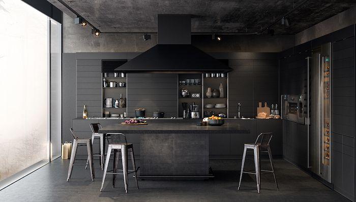 ▷ 1001 + astuces et idées pour aménager une cuisine en L