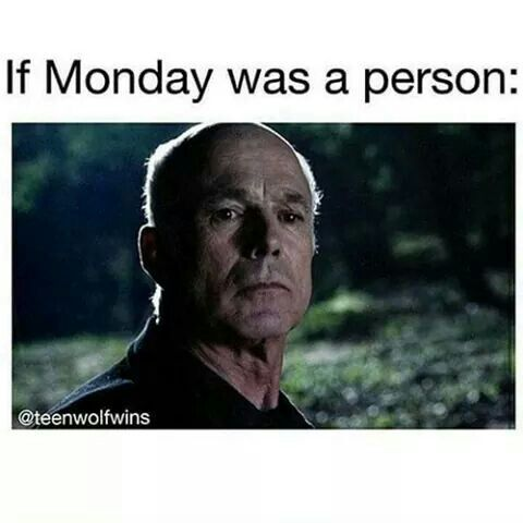 all the monday jokes are killin me