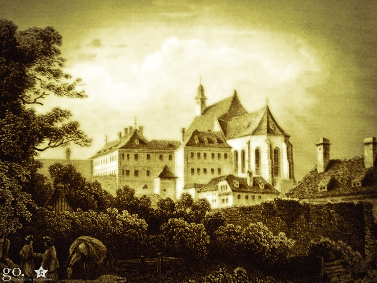 biserica si manastirea ursulinelor din Sibiu / Ludwig Rohbock