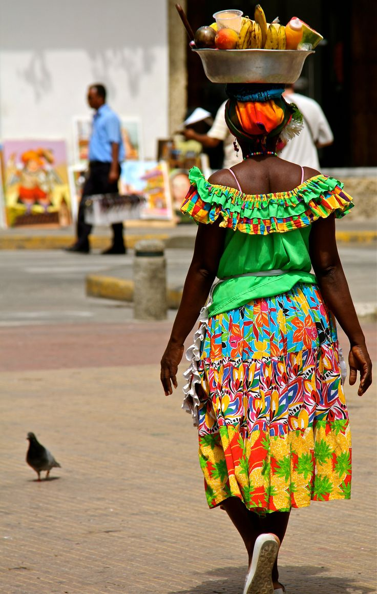 La Palenquera | Flickr - Photo Sharing!