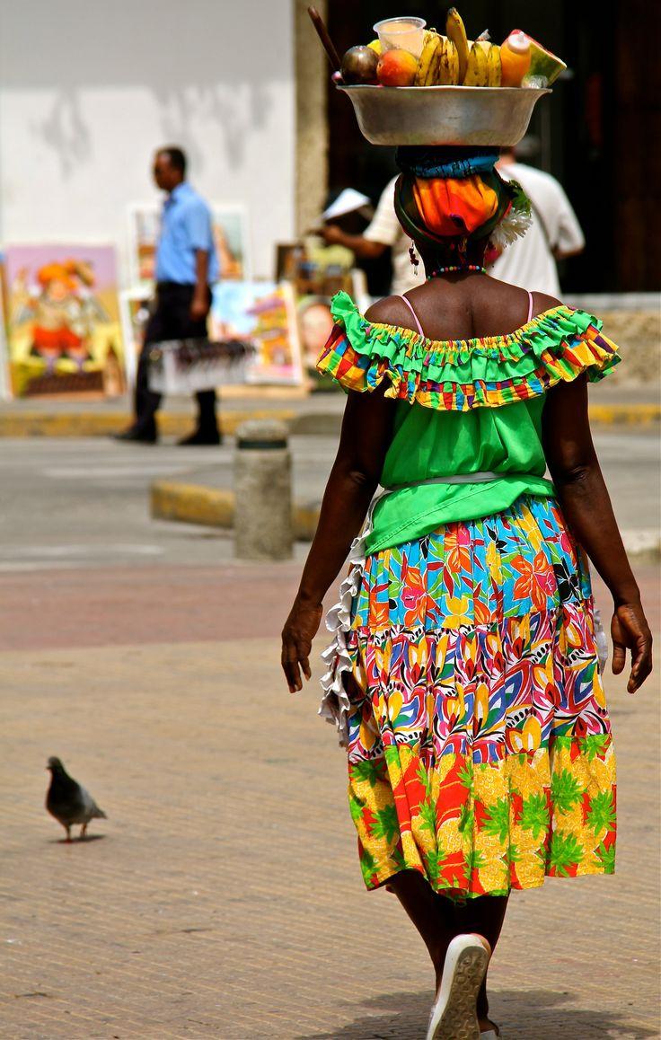 La Palenquera | Flickr - Photo Sharing!Colombia