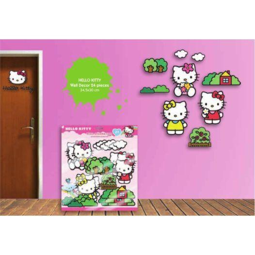 Disney - Hello Kitty 3D Wallies