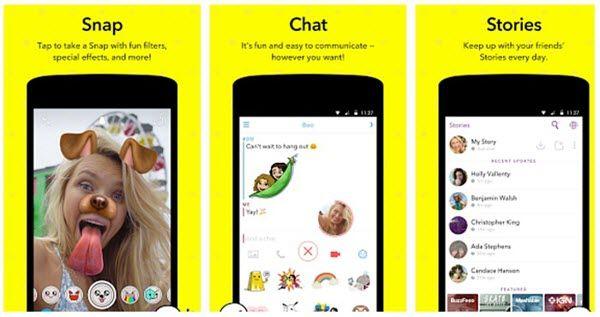 Secretly Take a Snapchat Screenshot on Android
