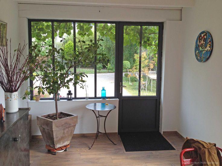 The 29 best entrée extérieure images on Pinterest Home ideas - peinture revetement exterieur aluminium