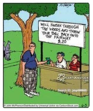 Nice doing business with you. | Rock Bottom Golf #RockBottomGolf