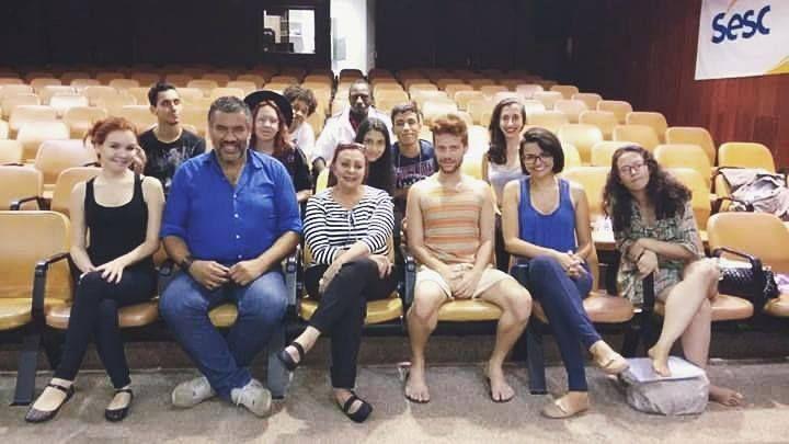 Fim de semana de muito aprendizado na Oficina de Atuação para o Cinema com Alex Amaral. :) Foi muito bom estar com essas pessoas maravilhosas! #actors #sescanapolis #sesc #cinema #atriz #vidadeartista #movieactress #anapolis #goiás #sescgoiás #atores #oficinadeatores by karinematos01 http://ift.tt/1Ufu7fB