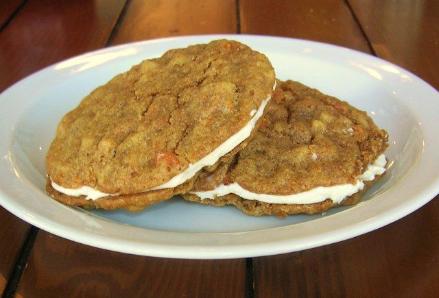 carrot-cake-cookies | Mouth watering | Pinterest