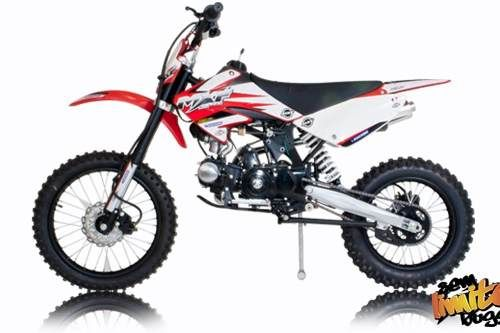 mini moto cross 125cc mini moto 125 cross pinterest. Black Bedroom Furniture Sets. Home Design Ideas
