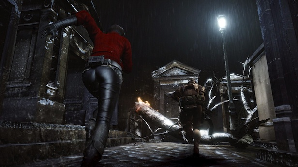 Resident Evil 6 Gets Patched Up In December