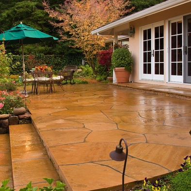 23 best stamped concrete backyard images on pinterest concrete