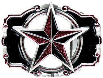 Boucle Tattoo, étoile nautique, marin, boucle de ceinture: Amazon.fr: Sports et Loisirs