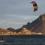 Kiteboarding San Carlos