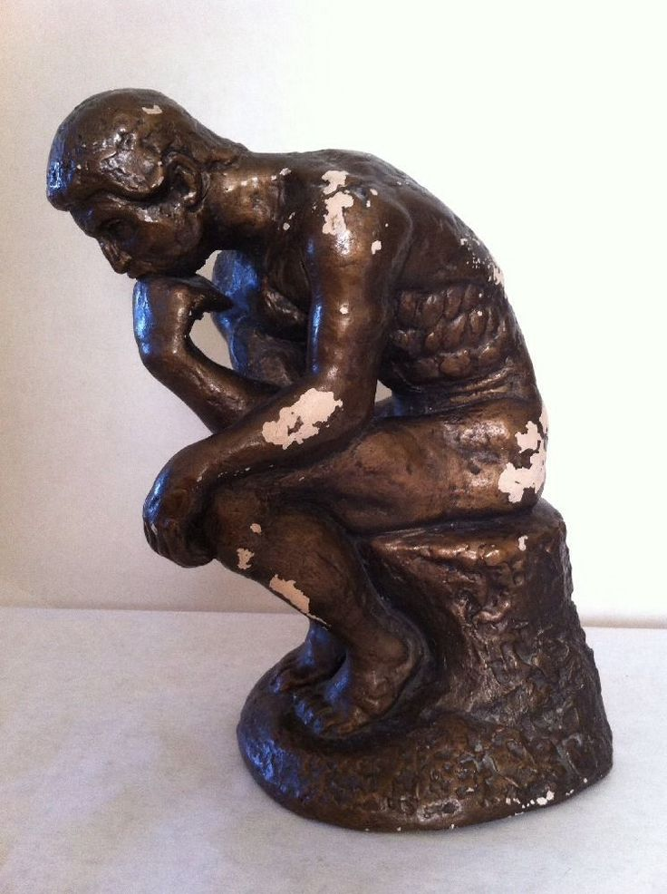 The Thinker Sculpture Analysis Essay - image 8