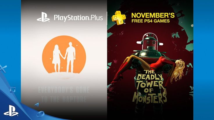 PlayStation Plus - Free PS4 Games Lineup November 2016  http://www.youtube.com/watch?v=fQ0s21MwM38