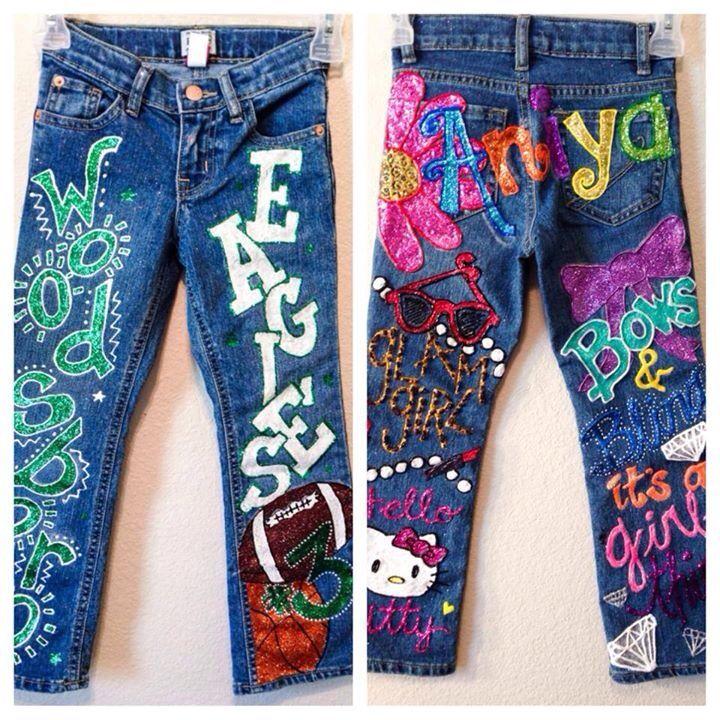 Spirit Jeans by Jennifer!