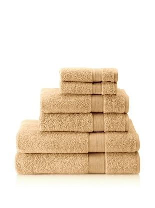 66% OFF Espalma 6-Piece Signature Bath Towel Set (Camomile)