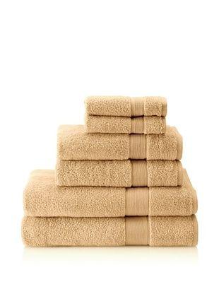 66% OFF Espalma 6-Piece Signature Bath Towel Set (Camomile)