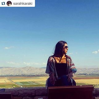 Peaceful Ammiq. Great Pic Sarah!  We hope you enjoyed #TawletAmmiq.  To brunch  lunch  chill or simply kick back , drive over to #Ammiq!  OH,  almost forgot, you can  sleep in Ammiq as well.  Ask about our #EcoRooms at #BeitAmmiq.  #Repost @sarahkaraki ・・・