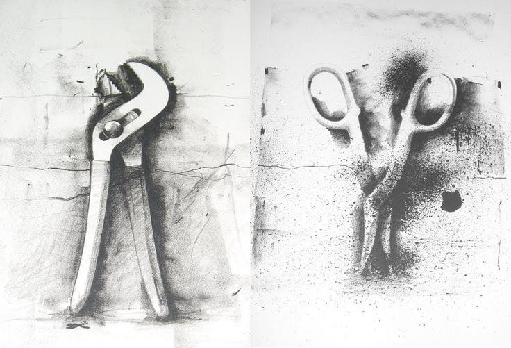 keri rosebraugh: Kid's Art Lesson on Jim Dine
