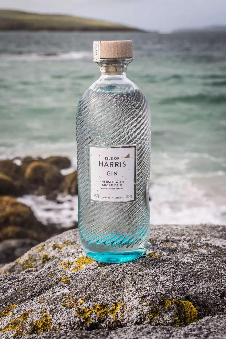 The Isle Of Harris Gin | Harris Distillers