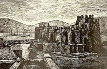 Old bridge - Chakida City - Greece