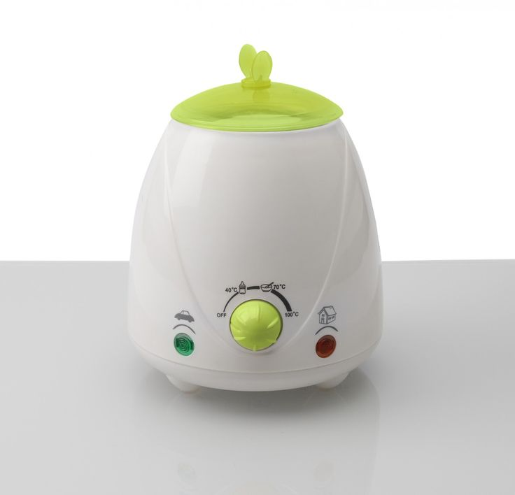 Babykostwärmer für Haushalt und Auto H+H BS 22