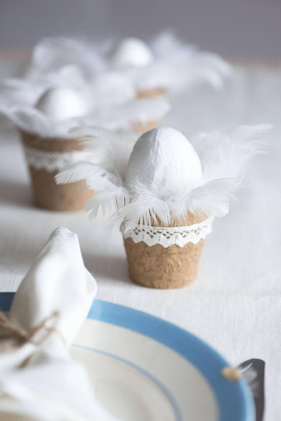 Easter decoration Bird's Nest Decoration Easter Table