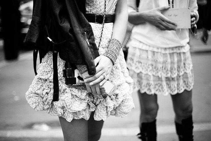 Joyas en blanco y negro