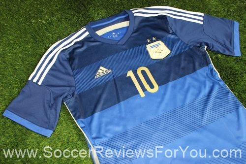 adidas Argentina World Cup 2014 Away Jersey
